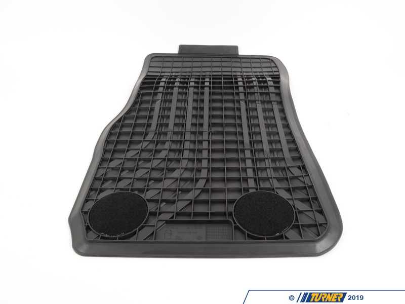 51472339809 Genuine Bmw Floor Mats All Weather Fro