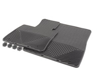Front All-Weather Floor Mats - black - E70 E71