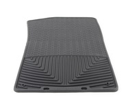 Front All-Weather Floor Mats - black - E83