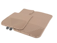 T#372141 - W61TN - Front All-Weather Floor Mats - tan - E82 E88 E90 E91 E92 E93 E89 Z4 - WeatherTech - BMW