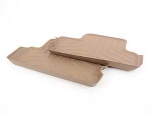 Rear FloorLiner - Tan - F12 F13