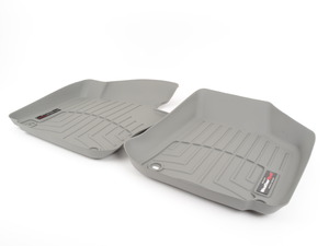 Front FloorLiner - Grey - F12 F13