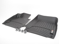 front FloorLiner DigitalFit - Black - E39