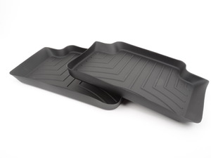 Rear FloorLiner - Black - F12 F13