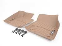Front FloorLiner - Tan - G30 xDrive