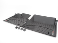 Front FloorLiner DigitalFit - Black - E70 E71