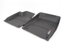 Front FloorLiner DigitalFit - black - E46 RWD