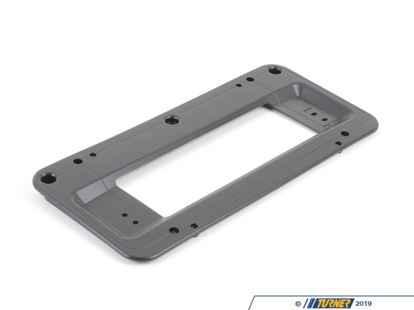 T#80485 - 51139800797 - Genuine MINI License Plate Holder Us - 51139800797 - Genuine Mini -
