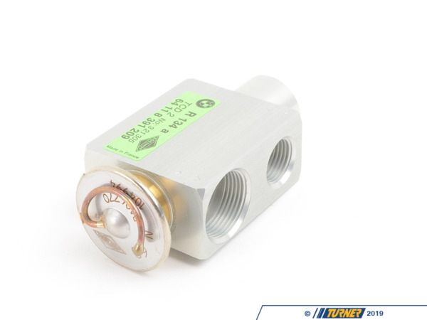 T#20345 - 64518391209 - Expansion Valve 64518391209 - EXPANSION VALVE 64518391209 A/C Expansion Valve Fits BMWs: 92-84 BMW 318I; 92-91 318IC; 92-91 318IS; 88-86 325; 87-84 325E; 87-86 325ES; 93-87 325I; 91-87 325IS; 91-88 325IX; 86 735I; 91-88 M3; 78-77 MERCEDES-BENZ 230; 83-77 240D; 81-78 280CE; 81-77 280E; 81-78 300CD; 85-82 300CDT; 87-77 300D; 87-82 300DT; 85-81  - Genuine BMW -