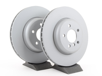 Front Zimmermann Brake Rotors - F10 535, F06/F13 640i (Pair)