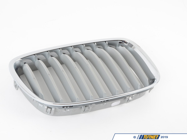 T#80078 - 51137202110 - Genuine BMW Grille, Front, Right Chrom - 51137202110 - Genuine BMW -