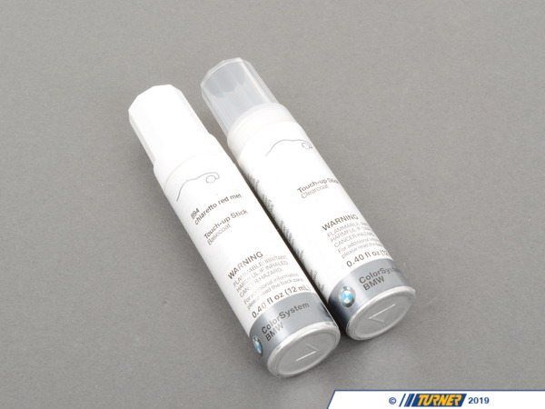 T#120550 - 51910419813 - Genuine BMW Paint Stick Chiaretto Red Me - 51910419813 - Genuine BMW -