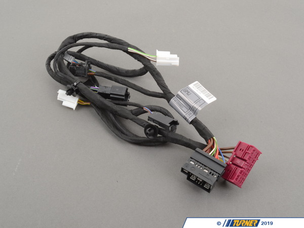 T#139114 - 61129131766 - Genuine BMW Wiring Set Seat Right - 61129131766 - E82,E90,E92 - Genuine BMW -