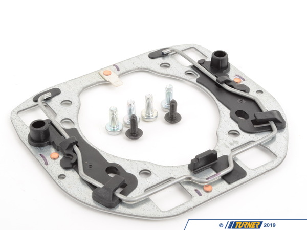 T#57608 - 32346772990 - Genuine BMW Mounting Plate Steering Whee - 32346772990 - Genuine BMW -