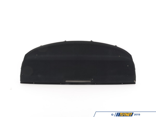 T#109634 - 51468183331 - Genuine BMW Rear Window Shelf Anthrazit 93 - 51468183331 - E36 - Genuine BMW -