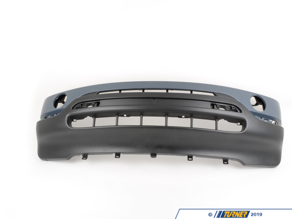 T#75996 - 51117027035 - Genuine BMW Trim Cover, Bumper, Primered, Front - 51117027035 - E53 - Genuine BMW -