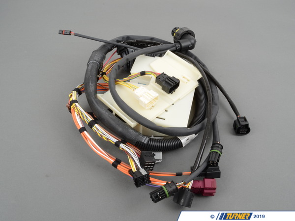 T#40707 - 12537529714 - Genuine BMW Wiring Harness, Engine Trans - 12537529714 - Genuine BMW -