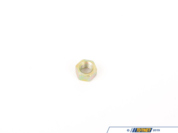 T#8119 - 34411151208 - Genuine BMW Hex Nut M6 - 34411151208 - E36,E53 - Genuine BMW -