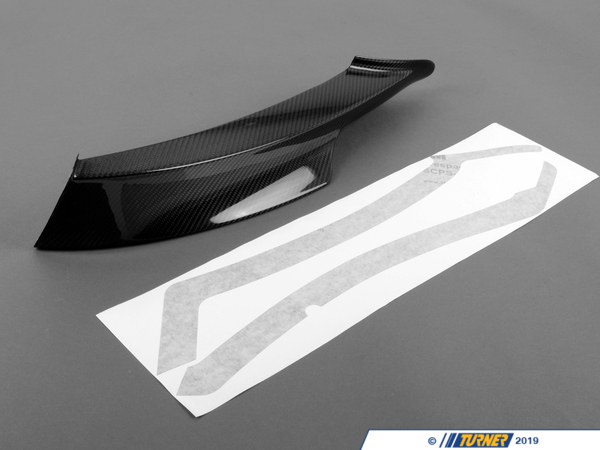 T#5156 - 51192149424 - BMW Right Front Splitter.e90 2009+ W Aero Package - Genuine BMW -
