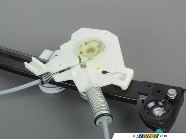 Genuine MINI Window Regulator - Right Front -  MINI Cooper 2002-6/2005 51337039452