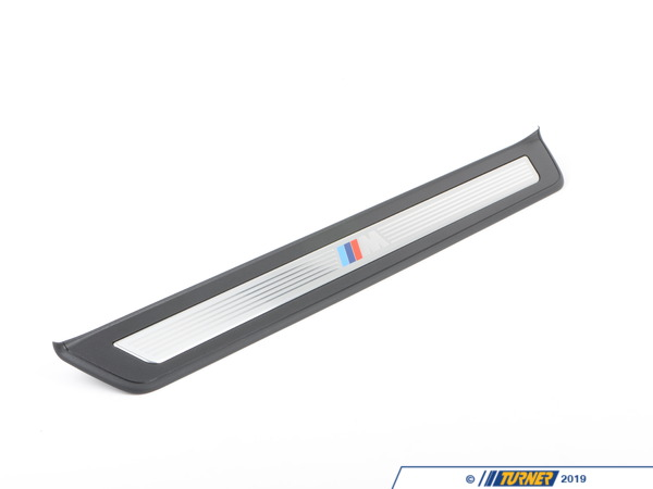 T#112510 - 51478050054 - Genuine BMW M Trim Cover, Sill, Front Right M - 51478050054 - F10 - Genuine BMW -