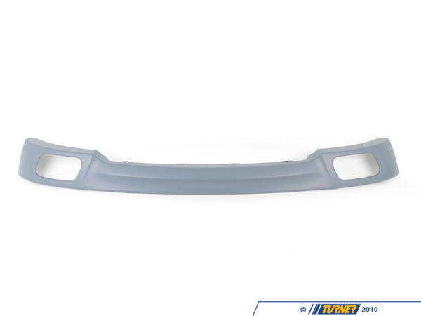 T#78842 - 51128047363 - Genuine BMW Bumper Trim Panel, Rear Bott - 51128047363 - Genuine BMW -