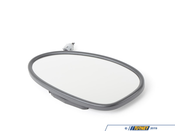 T#83922 - 51167177127 - Genuine BMW Mirror Glas Heated Plane Left - 51167177127 - E85 - Genuine BMW -