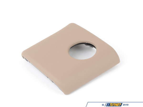 T#86672 - 51168411547 - Genuine BMW Cover Left Beige - 51168411547 - Genuine BMW -