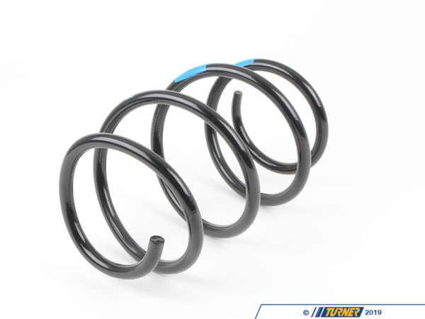 T#55000 - 31332283131 - Genuine BMW Front Coil Spring - 31332283131 - Genuine BMW -