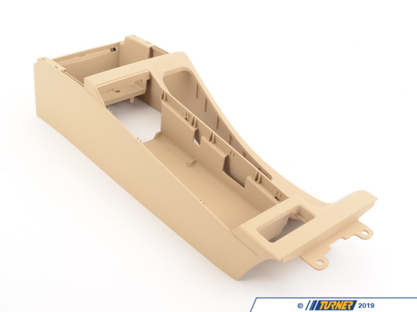 T#16088 - 51168217942 - Genuine BMW Console, Center Arm Rest Hellbeige - 51168217942 - E46 - Genuine BMW -