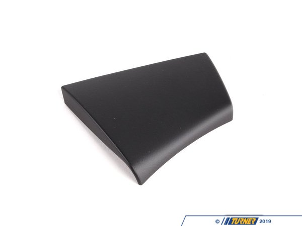 T#103228 - 51437055415 - Genuine BMW Cover, Belt Outlet, Left Schwarz - 51437055415 - E85 - Genuine BMW -