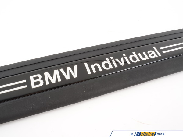 T#9924 - 51477893359 - Genuine BMW Front Left Entrance Cover Individual - 51477893359 - E39 - Genuine BMW -