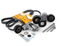 OEM Accessory Belt Service Kit - E46 E39 E53 M54 (Pre-09/2002)