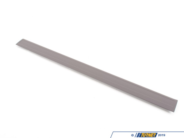 T#112891 - 51478174512 - Genuine BMW Front Right Sill Strip Lavendelgrau - 51478174512 - E38 - Genuine BMW -