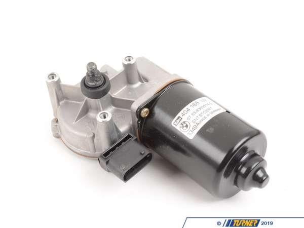 T#156357 - 67638363514 - Genuine BMW Wiper Motor - 67638363514 - E36,E36 M3 - Genuine BMW -