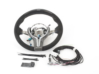 T#198849 - 32302344148 - BMW M Performance Electronic Steering Wheel - F80/F82/F83 - Genuine BMW - BMW