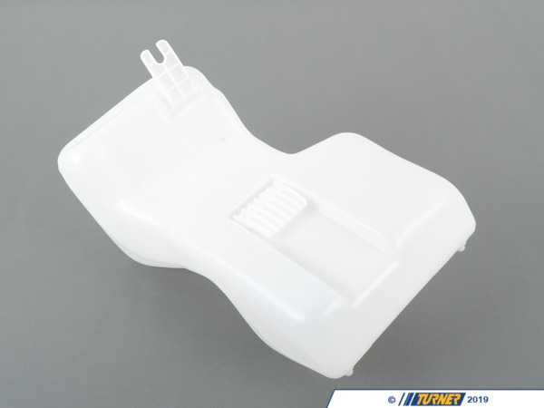 T#4671 - 61678350933 - Windshield Washer Bottle - E32 740i E34 530i 540i  - Has your E32 7 series or E34 5 series windshield washer fluid reservoir bottle cracked?  Replace yours with this genuine BMW washer bottle.   The washer pump, cap and level sensor are sold separately.  This container holds 5.5 liters of fluid.   NOTE:only for cars with headlight washersThis item fits the following BMWs:1993-1995  E34 BMW 530i 540i1993-1994  E32 BMW 740i 740il - Genuine BMW - BMW