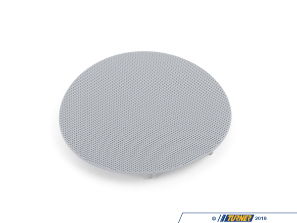 T#98669 - 51418264142 - Genuine BMW Cover F Right Loudspeaker Grau - 51418264142 - E53 - Genuine BMW -
