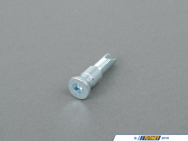 T#9421 - 51248149382 - Genuine BMW Ball Head Bolt Isa M8 - 51248149382 - E34 - Genuine BMW -