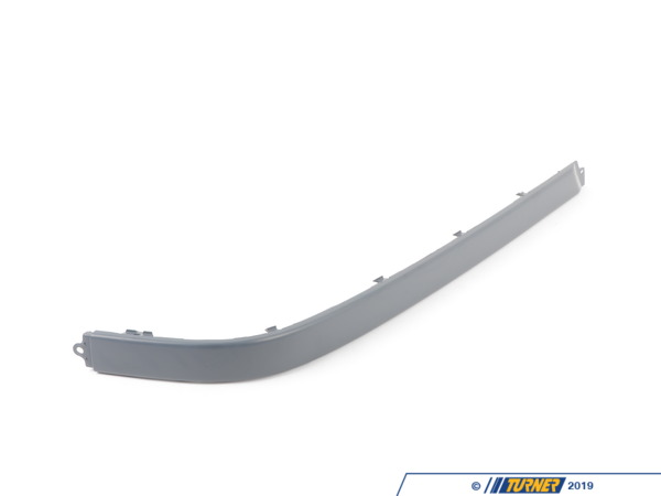 T#78117 - 51127005925 - Genuine BMW Bumper Guard, Primed, Rear Left - 51127005925 - E39 - Genuine BMW -
