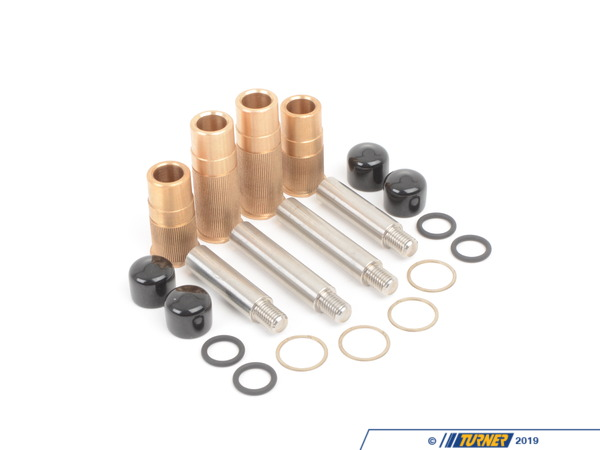 ECS ECS Performance Caliper Guide Bushing Set - E90/2 E60 (Front) 003326ECS02