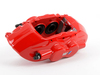 T#61492 - 34106855477 - Genuine BMW Brake Caliper Housing, Red, - 34106855477 - Genuine BMW -