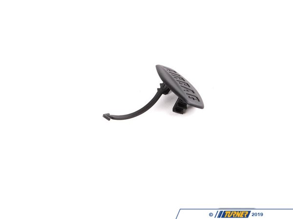 "T#24006 - 51417004435 - Genuine BMW Label ""Side Airbag"" Schwarz - 51417004435 - E53 - Genuine BMW -"