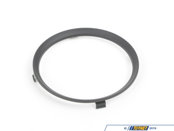 T#82366 - 51162756169 - Genuine MINI Trim Ring, Drink Holder, Rear Carbon Black - 51162756169 - Genuine Mini -