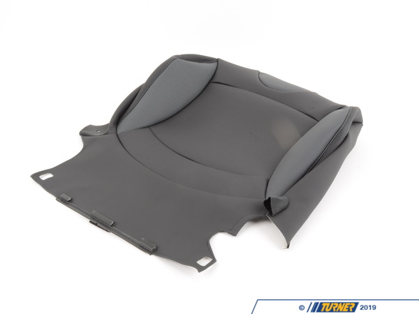 T#122160 - 52102753471 - Genuine MINI Cover,sport Seat, Imitation - 52102753471 - Carbon Black - Genuine Mini -