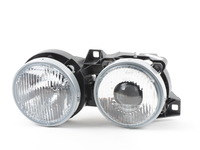 Ellipsoid Headlight - Left - E30 1988-6/1989