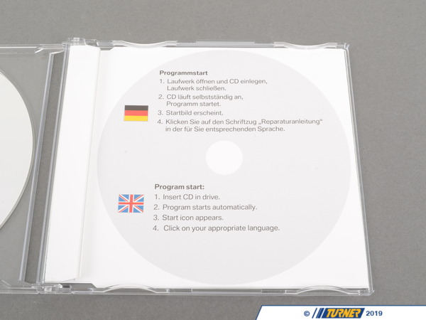 T#27070 - 01900032620 - Genuine BMW Cd Repair Manual E30 - 01900032620 - E30,E30 M3 - Genuine BMW -