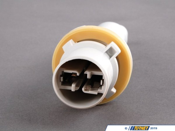 T#146925 - 63126934758 - Genuine BMW Bulb Socket, Turn Indicator, White - 63126934758 - E46 - Genuine BMW -