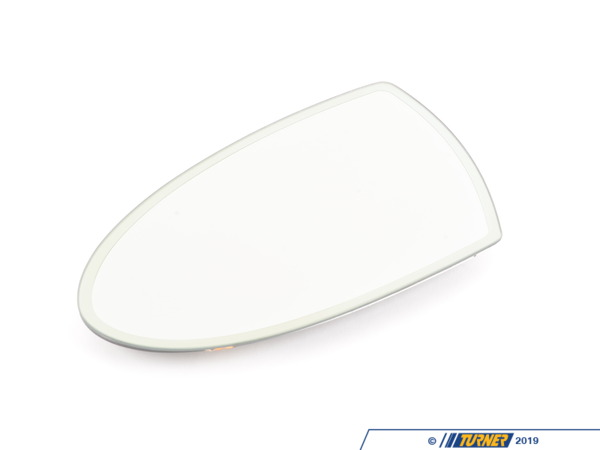 T#85004 - 51168040915 - Genuine BMW Mirror Glas Heated Plane Lef - 51168040915 - Genuine BMW -