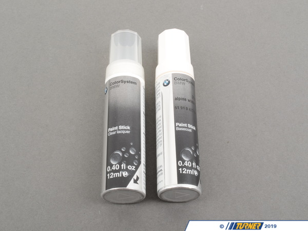 T#10299 - 51910427881 - Genuine BMW Trim Paint Stick Alpine White Ii 51910427881 - Genuine BMW -